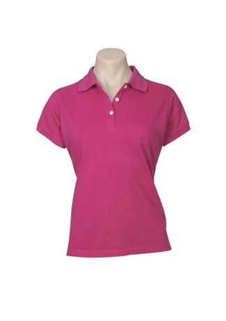 Neon Ladies Slim Fit Polo