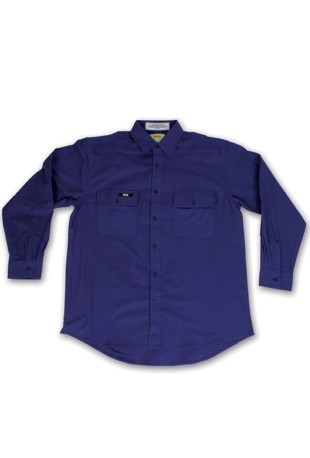 The Flanny Cotton Workshirt