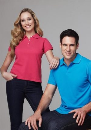 Neon Ladies Slim Fit Polo
