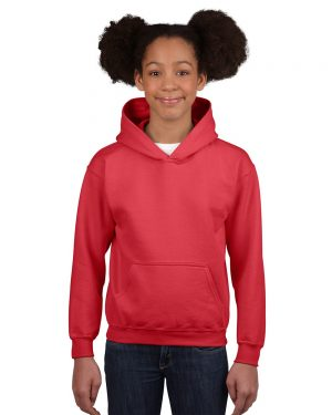 Heavy Blend Hooded Sweatshirt - Youth