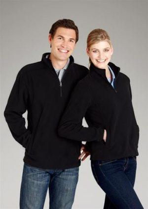 Trinity Mens 1/2 zip pullover