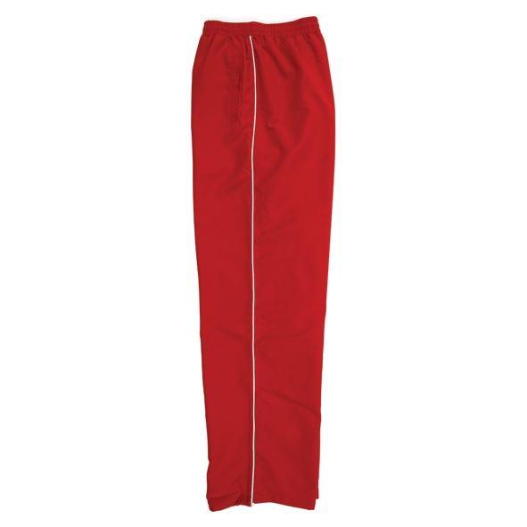 Warm up zip pants