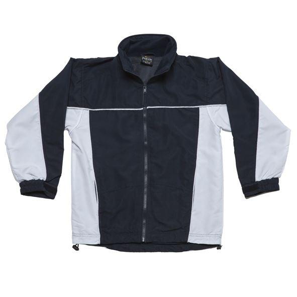 Podium Contrast Warm up Jacket