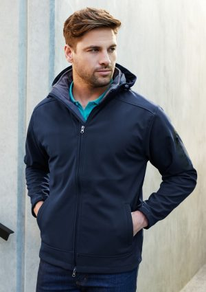 Summit Mens soft shell Jacket