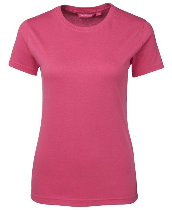 Ladies Tee Pink