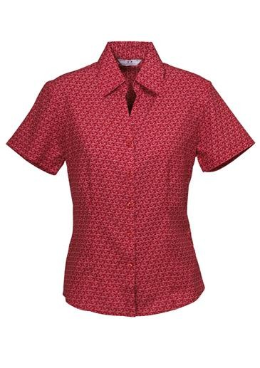 Oasis Print Ladies Shirt