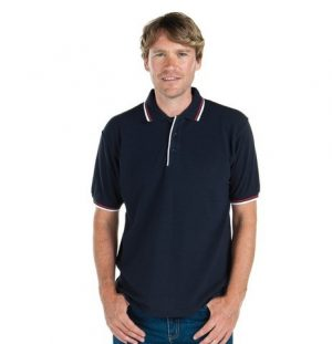Double Contrast Polo