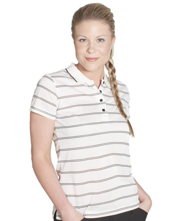 Alt Stripe Polo