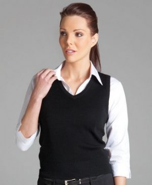 Ladies Knitted Vest