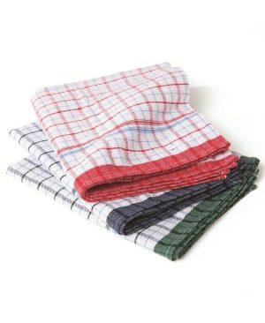 Jacquard Tea Towel 12 pack