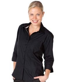 Contrast Placket Shirt