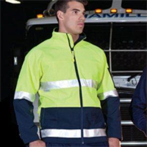Hi Vis (D&N) Layer Jacket