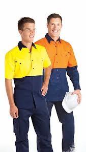 Hi Vis 190g Shirt