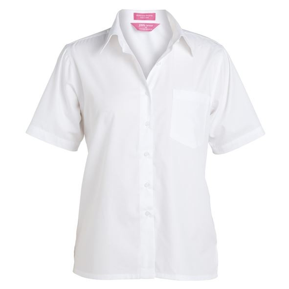 Ladies Poplin Shirt