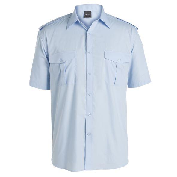 Epaulette Shirt