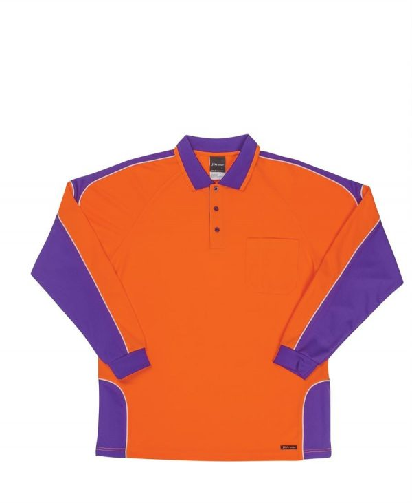 Hi Vis 4602.1 Arm Panel Polo