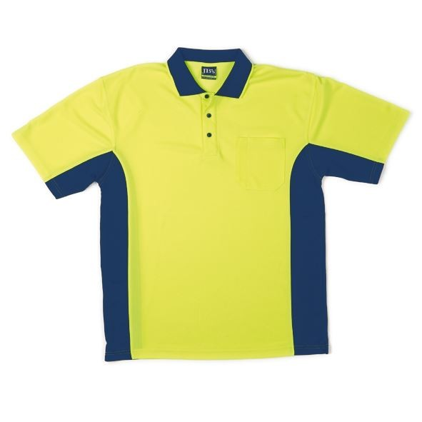 Hi Vis Sport Polo