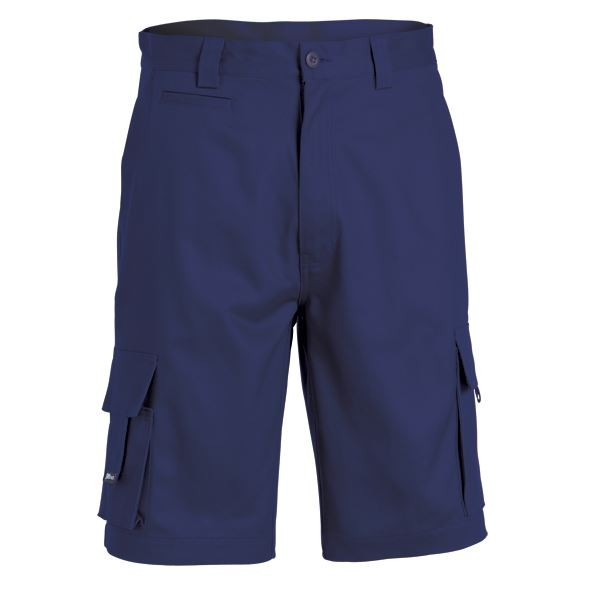 Mid Rised Multi Pocket Pant & Short