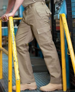 Mercerised Work Cargo Pant & Short