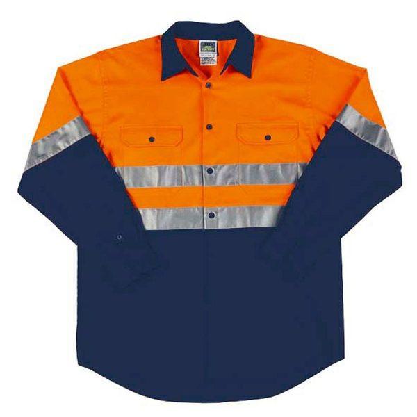 Hi Vis (D&N) 190g shirt