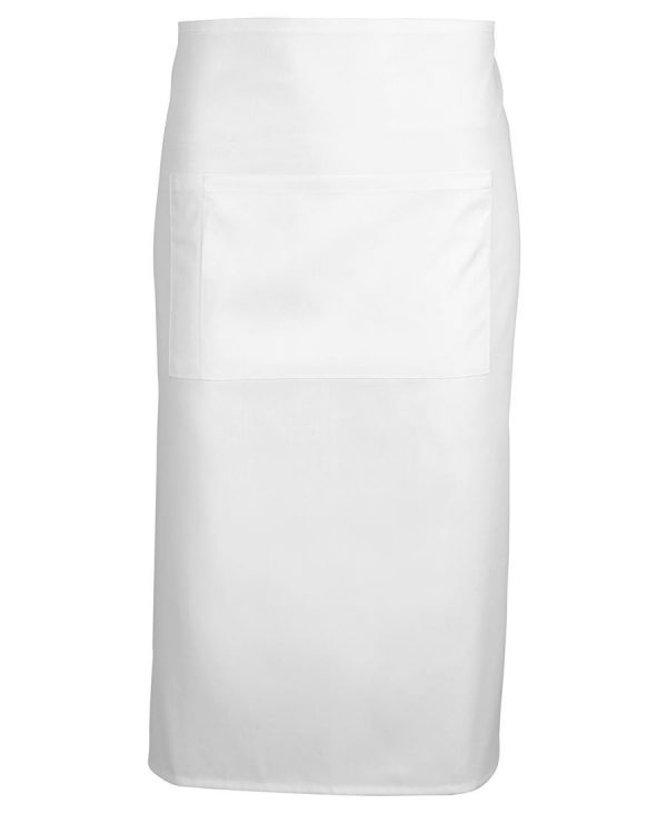 Apron with pocket