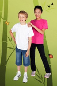 Kids Bamboo T-shirt