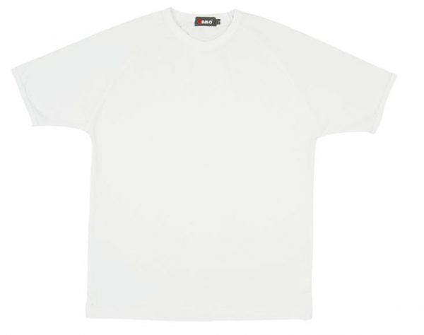 Mens Cotton/Spandex T-shirt