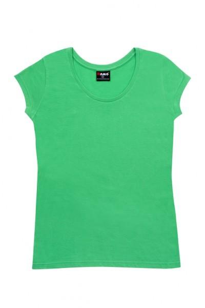 Ladies Jersey Scoop Neck T-shirt