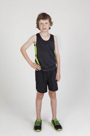Accelerator Singlet: Kids Cool Dry Singlet