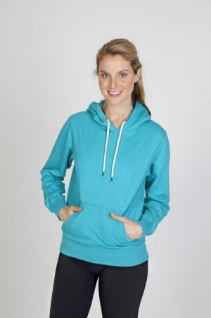 Ladies Greatness Heather Brushed Fleece