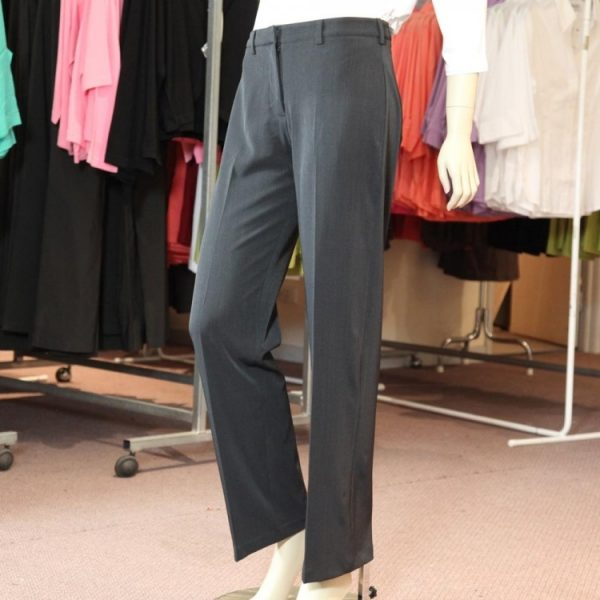 Ladies Flat Front Pants