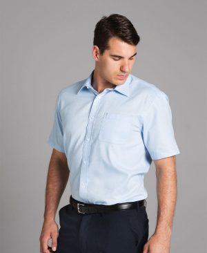 Yarn Dyed Check Shirt - Short Sleeve