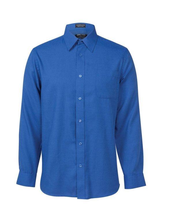 Yarn Dyed Check Shirt - Long Sleeve