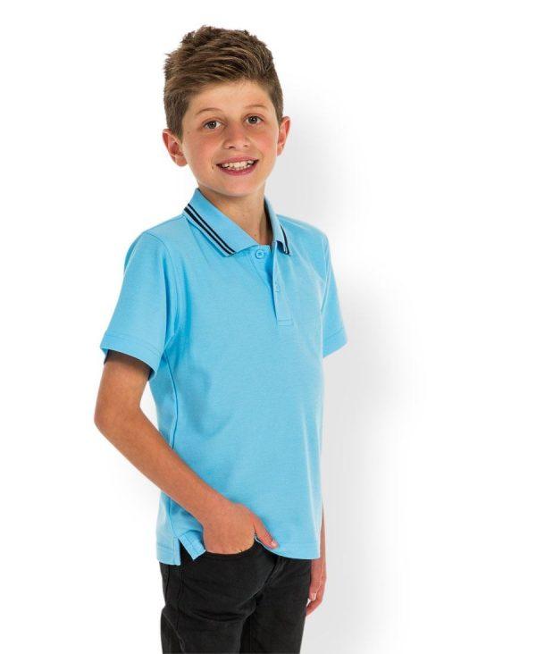 Kids & Adults Fine Knit Polo