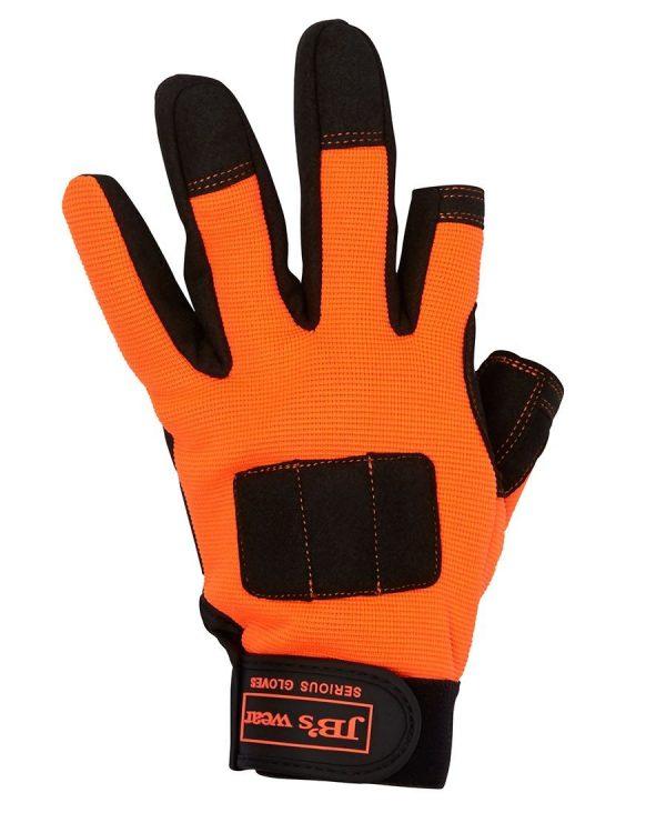 Magnetic Mech Glove
