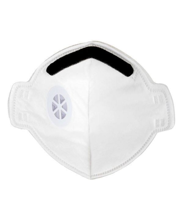 P2 Valve Foldable Respirator (12pc)