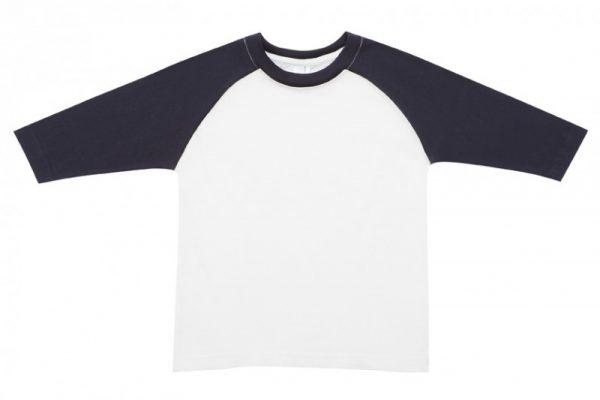 Kids 3/4 Sleeve Raglan T-shirt