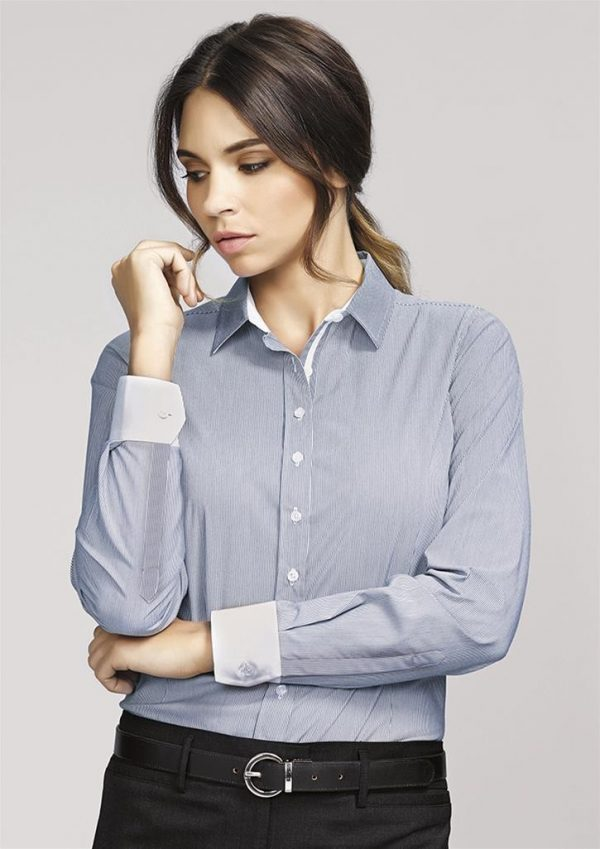 Ladies Fifth Avenue Long Sleeve Shirt