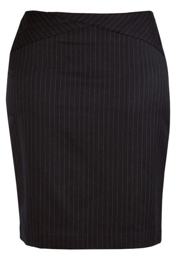 Ladies Chevron Band Skirt