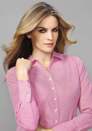 Ladies Hudson Long Sleeve Shirt