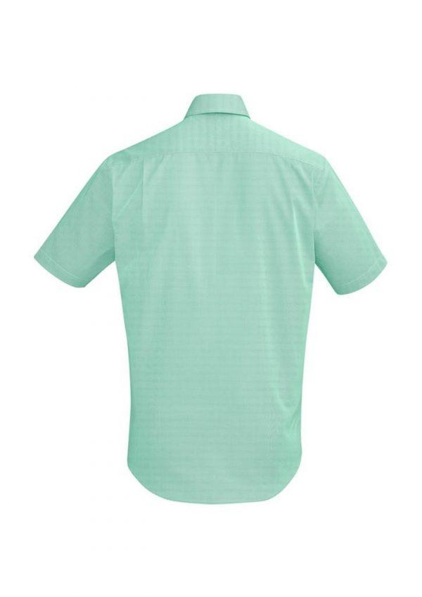 Ladies Hudson Shirt Sleeve Shirt Dynasty Green