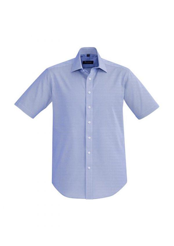 Ladies Hudson Shirt Sleeve Shirt Patriot Blue