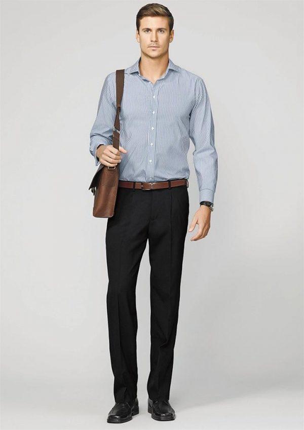 Mens Vermont Long Sleeve Shirt
