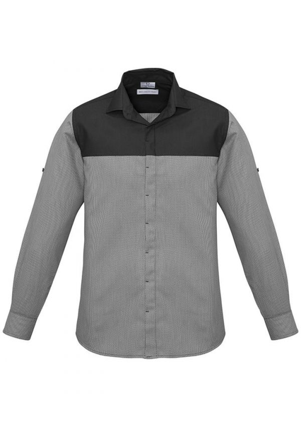 Havana - Mens Long Sleeve Shirt