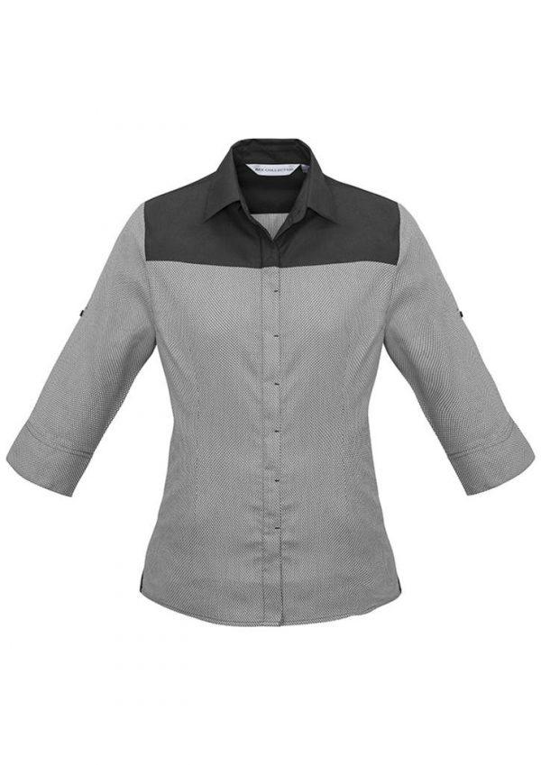 Havana - Ladies 3/4 Sleeve Shirt