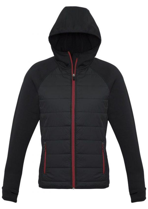 Stealth Ladies Hoodie Jacket