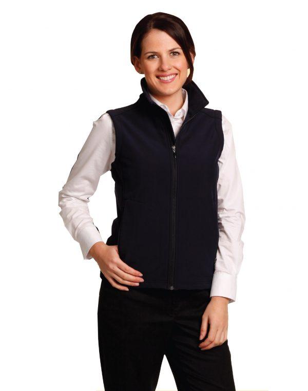 WS-Soft Shell Vest