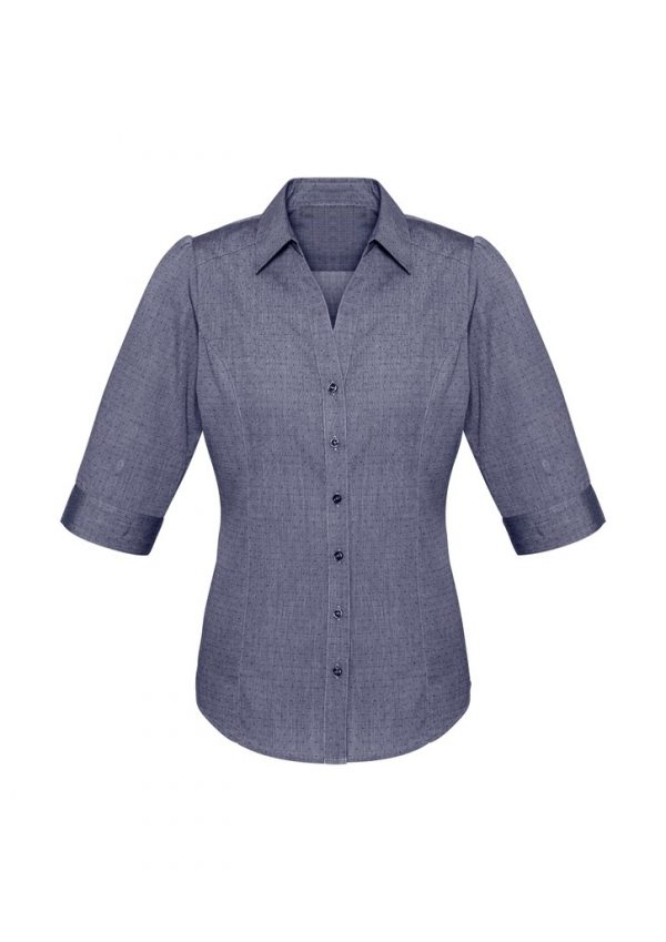 Ladies Trend Shirt Midnight Blue