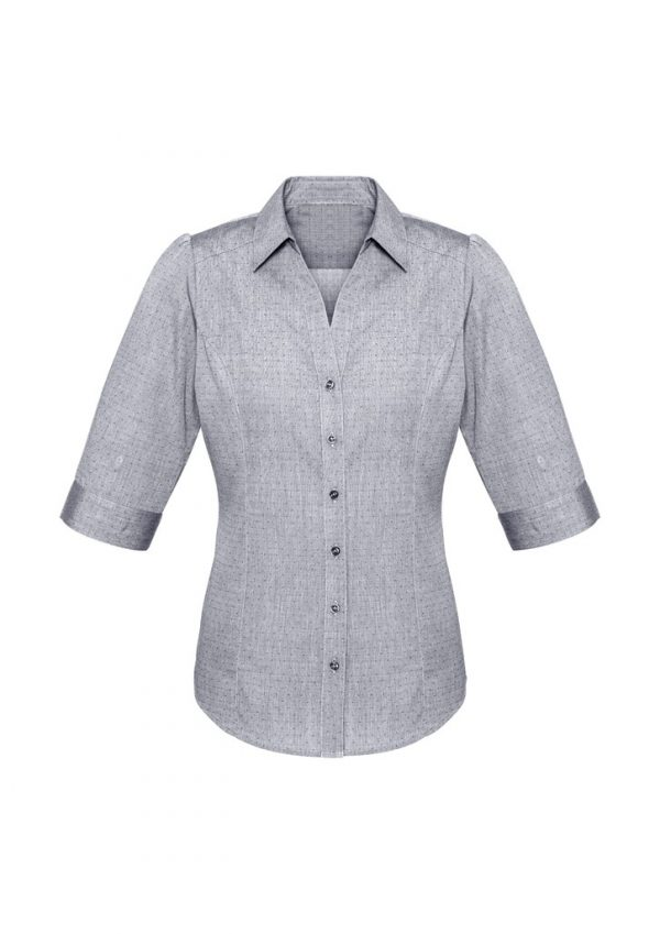 Ladies Trend Shirt Silver