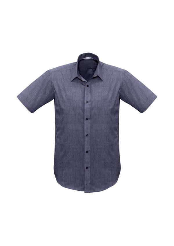 Men's Trend Shirt SS Midnight Blue